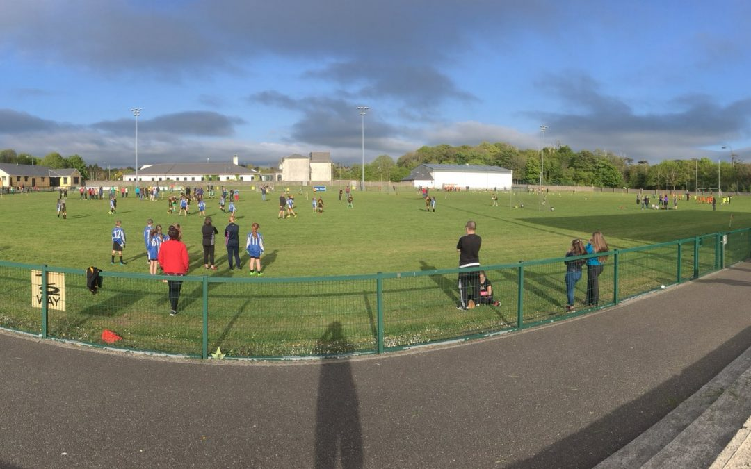 Great crowds and weather for Rnd 2 of JBK League