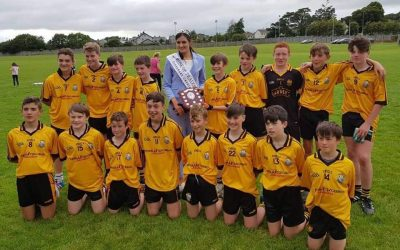 U13's capture Rose Cup Shield